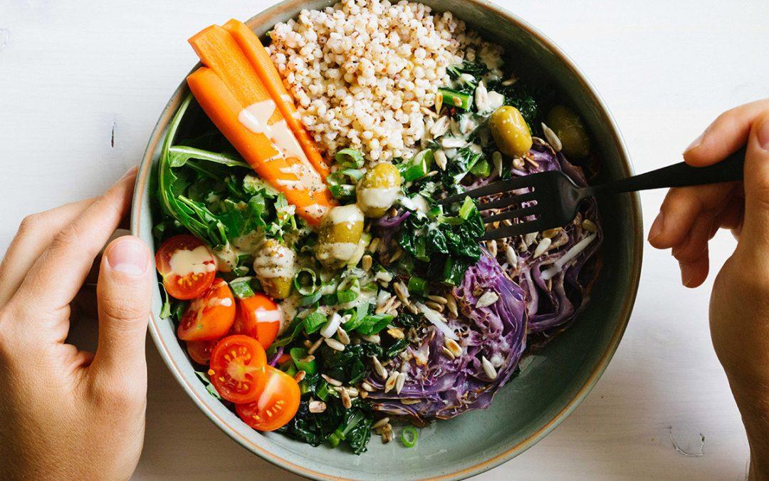 092. Raw food, levande föda och vegansk kost