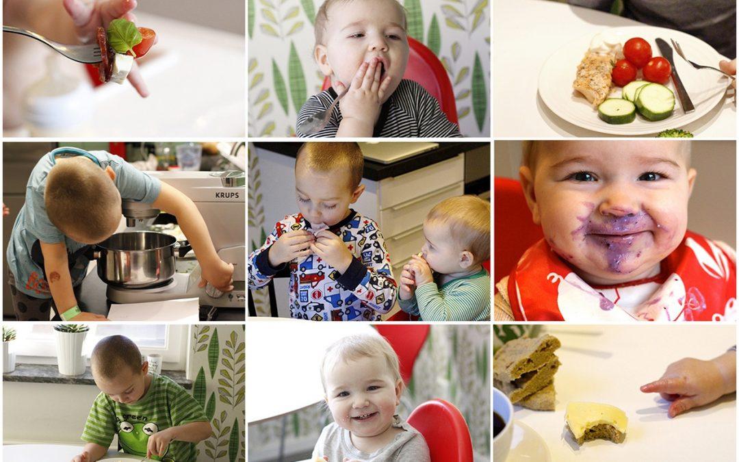 60. Kost för en sund unge 0-3 år