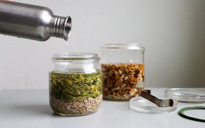 066. Aktivering av frön, nötter, säd och baljväxter